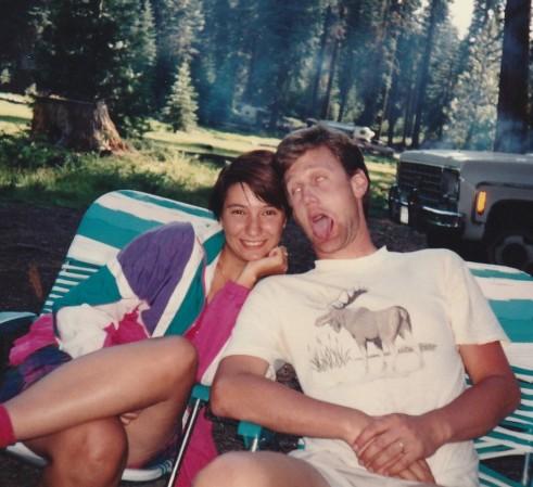 Steve Nancy Camping