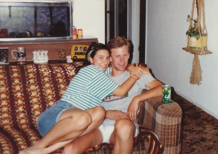 Stosh and nancy 1989